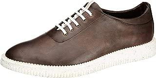 Amazon Brand - Symbol Men's Brown Sneakers-10 UK/India (44 EU)(AZ-KY-102A)