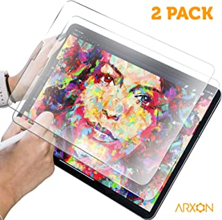 Arxon Paperlike iPad Pro 11 Screen Protector, High Touch Sensitivity Anti Glare Scratch Resistant Paperlike Film Compatible with iPad 2018/19 Release/Apple Pencil Compatible (11 Inch, 2 Pack)
