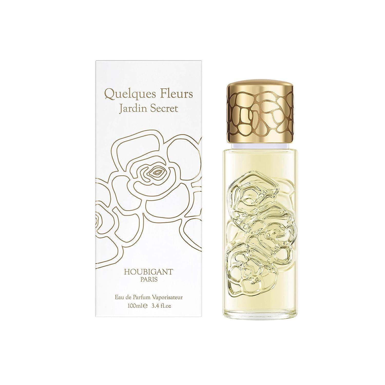 Houbigant Quelques Fleurs Jardin Secret Eau Parfum Fl De A surprise price is realized New life 3.4 Oz
