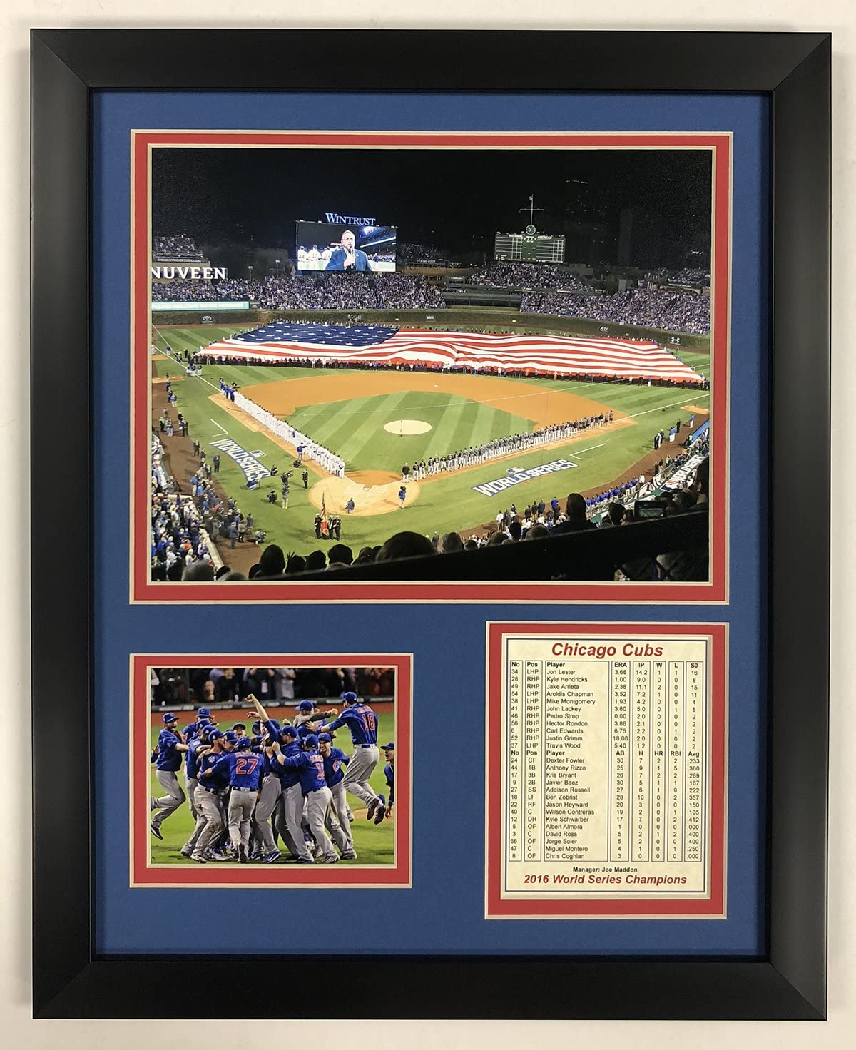Cheap super special price Legends Never Die Chicago Cubs - Wrigley Series 2016 Fie World Ranking TOP16