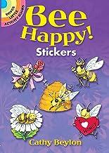 Bee Happy! Stickers (Dover Sticker Books)