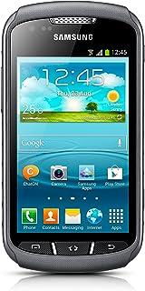 "Samsung Galaxy Xcover 2 (S7710) - Smartphone libre Android (pantalla 4"", cámara 5 Mp, 4 GB, Dual-Core 1 GHz, 1 GB RAM), gris"