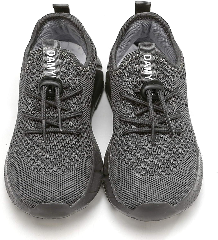 Zapatillas Ni/ños Ni/ñas Deportivas Running Tenis Casual Trekking Calzado Transpirable Zapatos de Correr Caminando Senderismo Seguridad Plataforma Sneakers Antideslizante Entrenadores Bambas