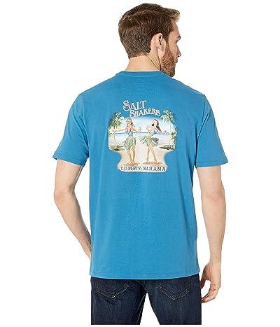 Tommy Bahama Salt Shakers Tee (Blue Allure) Men