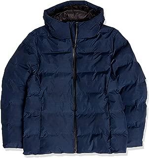 Peak Velocity Amazon Brand Men's Heat Sealed Waterproof Puffer Jacket