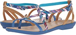 Crocs - Isabella Gladiator Graphic Sandal