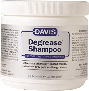 davis degreaser shampoo