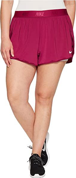 Dry Training Short (Size 1X-3X)