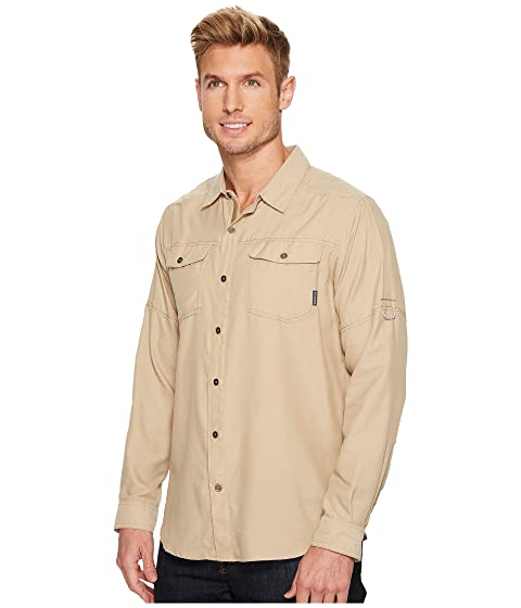 Columbia Sleeve II Pilsner Long Peak Shirt HHqzwZ