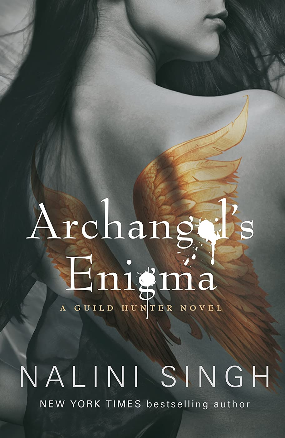 思い出す宗教的な報いるArchangel's Enigma: Book 8 (Guild Hunter Series) (English Edition)