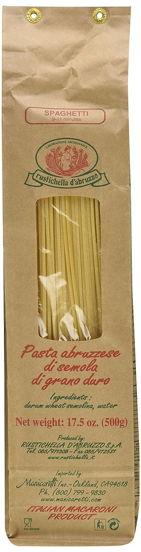 Rustichella D'Abruzzo, Spaghetti, 500g