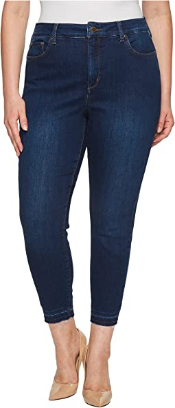 Plus Size Ami Skinny Ankle w/ Released Hem in Cooper