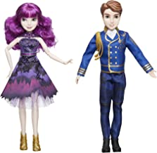 Disney Descendants 2 Royal Cotillion Couple Mal and King Ben of Auradon Set-Descendants Dolls