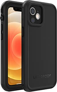 LifeProof Fre, LIVE 360˚ - WATER. DIRT. SNOW. DROP. Four PROOFS. Zero DOUBT. for Apple iPhone 12 mini - Black