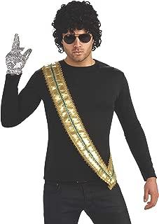 Michael Jackson Costume Accessory, Sash