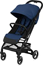 CYBEX Beezy Stroller, Lightweight Baby Stroller, Compact Fold, Compatible with All CYBEX Infant Seats, Stands for Storage,...