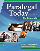 MindTap Paralegal, 1 term (6 months) Printed Access Card for for Miller/ Meinzinger's Paralegal Today: The Essentials, 7th