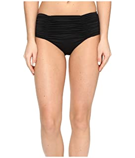Seafolly Gathered Front Retro Pants