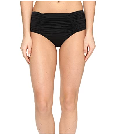 Seafolly Seafolly Gathered Front Retro Pants (Black) Women