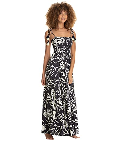 Maaji Bewitched Long Dress Cover-Up (Black) Women