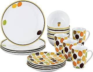 Best fall dinnerware patterns Reviews