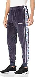 Champion LIFE Mens P4464549724 Velour Track Pant Track Pants