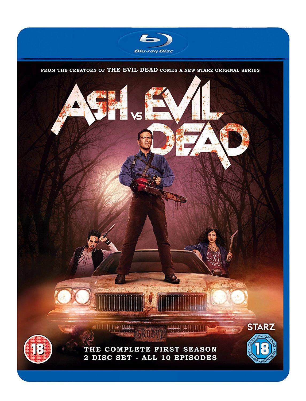 Ash Vs Evil Dead: The Complete First Season [Blu-ray]
