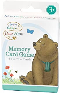 Paul Lamond 6715 We're We're Going on a Bear Hunt Memory Card Game