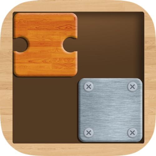 Slide Wooden Block Puzzle : Unlock Me Out Turbo