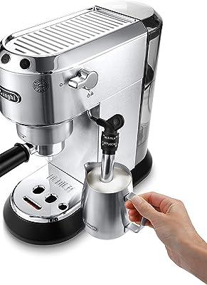 Espressomaschine im Angebot: DeLonghi EC 685.M Dedica Style