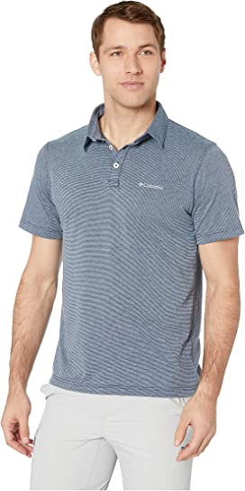 11823f3c1fa Columbia Tech Trail Polo at Zappos.com