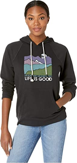 35c5b019 Life is good life is good go to zip hoodie | Shipped Free at Zappos