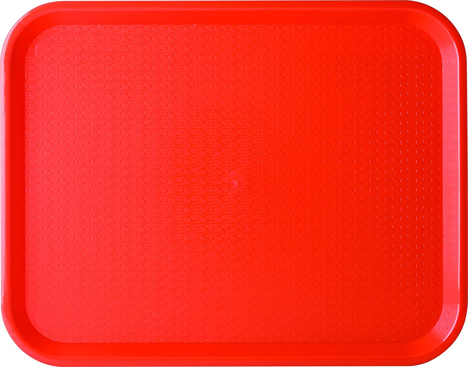 Carlisle CT141805 Cafe 70% OFF Outlet Cheap mail order sales Standard Plastic Food Fast Tray Cafeteria