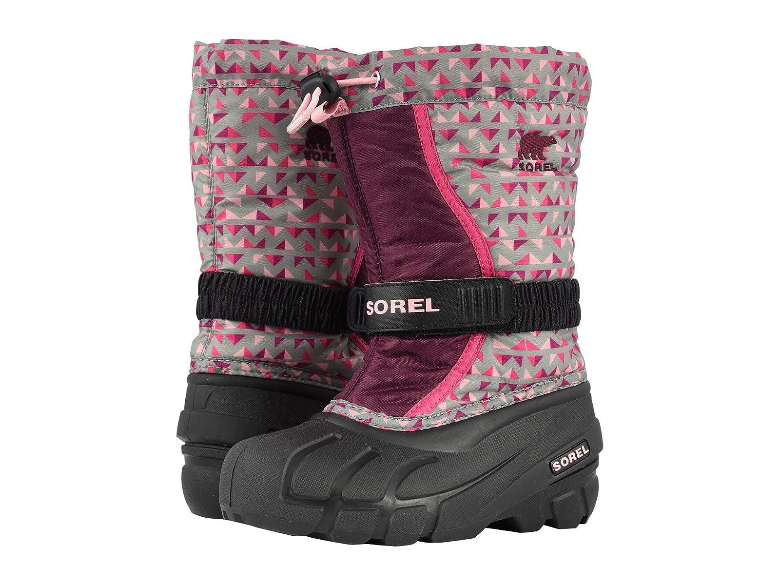 SOREL Kids Flurry™ Print (Toddler/Little Kid/Big Kid)Economical and quality shoes