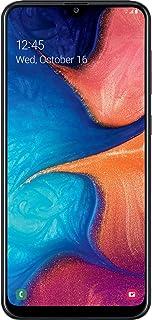 Total Wireless Samsung Galaxy A20 4G LTE Prepaid Smartphone (Locked) - Black - 32GB - Sim Card Included - CDMA