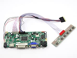 HDMI+DVI+VGA Controller Board Driver kit for LCD Panel HSD100IFW1-F01