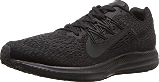 Nike Zoom Winflo 5 Running Shoes For Men - Black