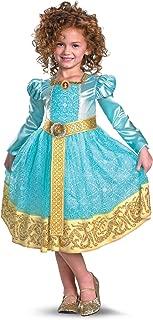 Disguise Girls Merida Pixar Brave Costume