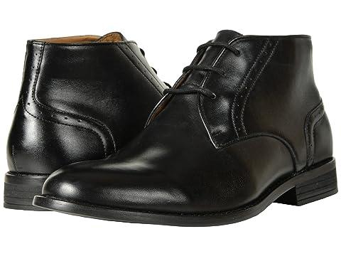 Nunn Bush Savage Plain Toe Chukka Boot Cognac 8923811  4CKAFSG0T