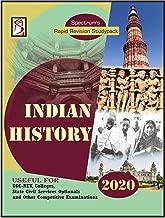 Indian History (2020 Exams)