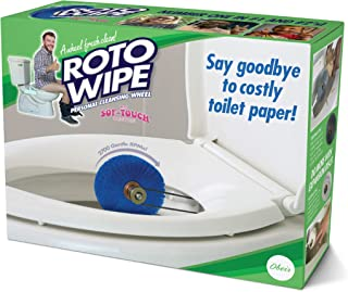 "Who is Out of Toilet Paper? | Prank Pack ""Roto Wipe"" - Wrap Your Real Gift in a Prank Funny Gag Joke Gift Box 