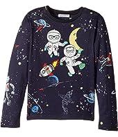 Dolce & Gabbana Kids - Spaceman T-Shirt (Toddler/Little Kids)
