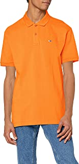 Tommy Jeans TJM Classics Solid Stretch Polo Hombre