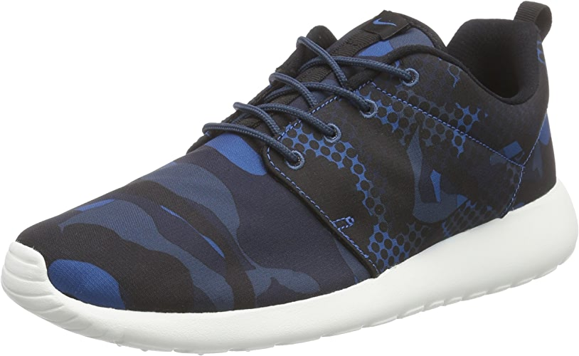 Nike Roshe One Print, Chaussures de Course Homme