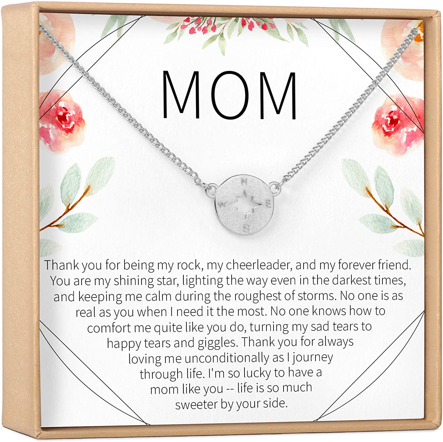 Mom Necklace - Mother's Day Gift Mothe Mother-Daughter Long Beach Mall Jewelry Directly managed store