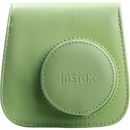 Fujifilm Instax Mini 9 Tasche Lime Grün Kamera