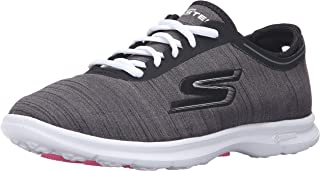 Envío y cambio gratis. Skechers Skechers Skechers Performance Wohombres Go Step Vast Walking zapatos,negro blanco Heather,11 M US  calidad garantizada