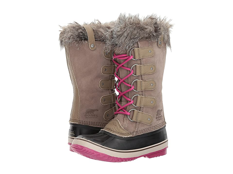 SOREL Joan of Arctic (Pebble/Deep Blush) Women