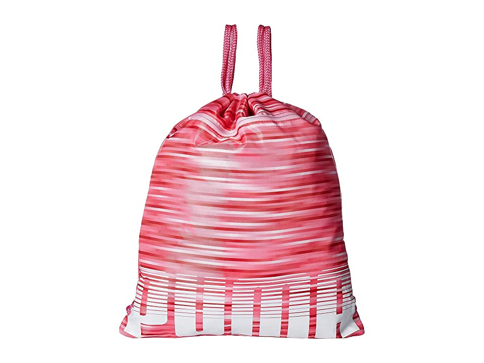PUMA Evercat Rival Carrysack (Little Kids/Big Kids) (Pink) Day Pack Bags