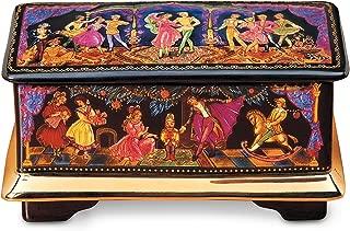 The Bradford Exchange Music Box: The Nutcracker Russian Ballet Music Box